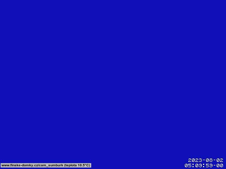 Webcam - Český Šumburk